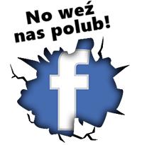 Facebook ikona polub nas