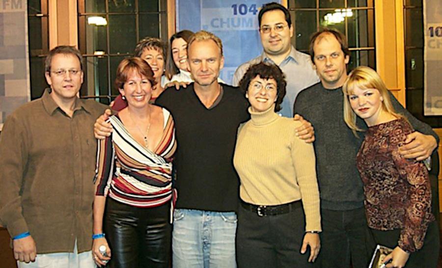 Zwycięzcy konkursu ze Stingiem